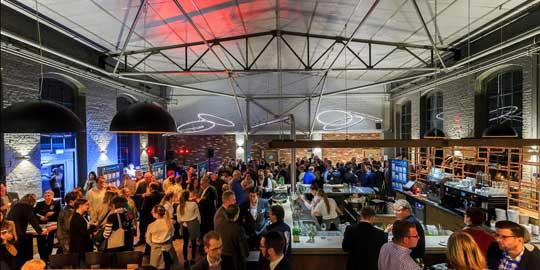 Veranstaltung im Restaurant Werkstatt - Maxi Gastro, die Gastronomie im Maxipark Hamm.
