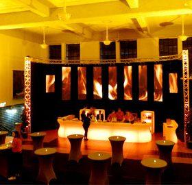Festsaal - Maxi Gastro, die Gastronomie im Maxipark Hamm.