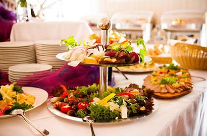 Geburtstagsbuffet - Restaurant Werkstatt - Maxi Gastro, die Gastronomie im Maxipark Hamm.